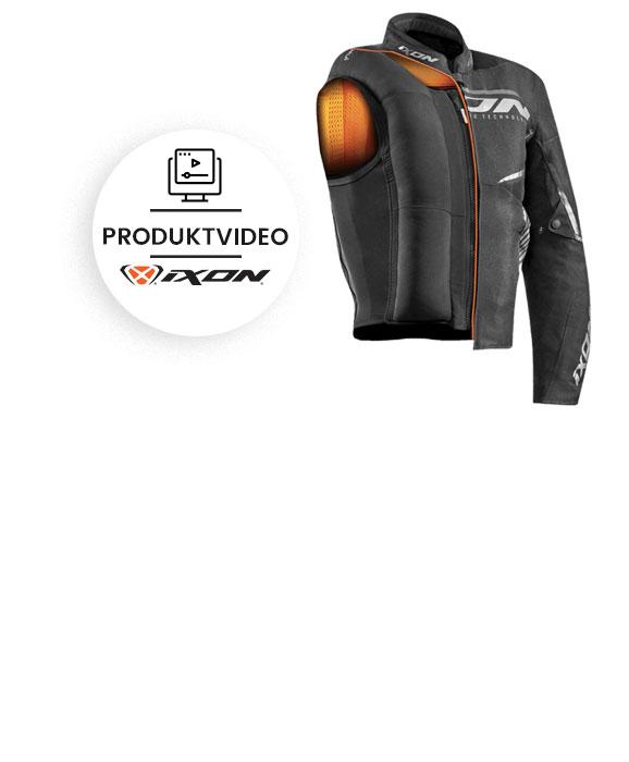 Produktvideo IXON Airbag