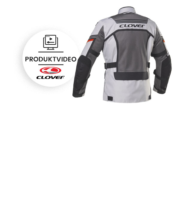 Produktvideo CLOVER Ventouring 3